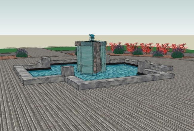 Smith Park Fountain
