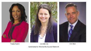 MLPA, PHCA & VHCA 6th District City Council Candidate's Forum @ Rock Spring Presbyterian Church | Atlanta | Georgia | United States